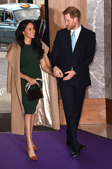 Stuart C「The Duke And Duchess Of Sussex Attend WellChild Awards」:写真・画像(10)[壁紙.com]