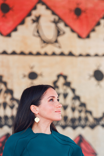 Portrait「The Duke And Duchess Of Sussex Visit Fiji - Day 3」:写真・画像(2)[壁紙.com]