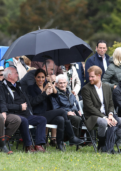 Queens Commonwealth Canopy「The Duke And Duchess Of Sussex Visit New Zealand - Day 3」:写真・画像(16)[壁紙.com]