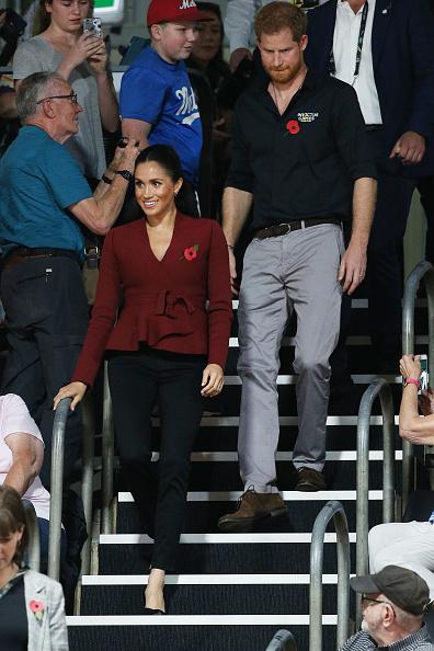 オーストラリア「The Duke And Duchess Of Sussex Visit Australia - Day 9」:写真・画像(8)[壁紙.com]
