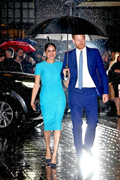 The Duke And Duchess Of Sussex Attend The Endeavour Fund Awards:ニュース(壁紙.com)