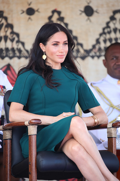 Duchess「The Duke And Duchess Of Sussex Visit Fiji - Day 3」:写真・画像(9)[壁紙.com]