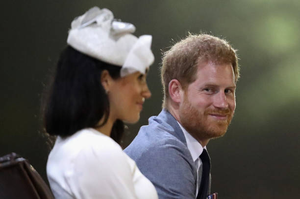 The Duke And Duchess Of Sussex Visit Fiji - Day 1:ニュース(壁紙.com)