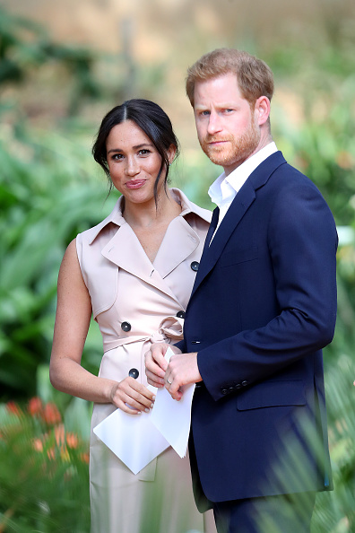 Sussex「The Duke And Duchess Of Sussex Visit Johannesburg - Day Two」:写真・画像(1)[壁紙.com]