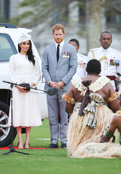 Fiji「The Duke And Duchess Of Sussex Visit Fiji - Day 1」:写真・画像(19)[壁紙.com]