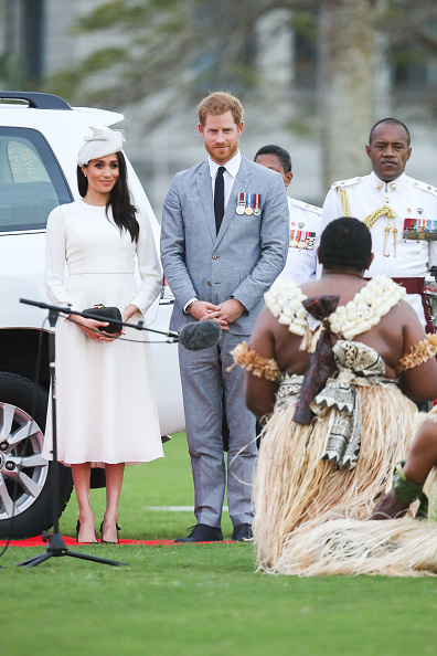 Day 1「The Duke And Duchess Of Sussex Visit Fiji - Day 1」:写真・画像(18)[壁紙.com]