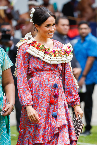 Fiji「The Duke And Duchess Of Sussex Visit Fiji - Day 2」:写真・画像(11)[壁紙.com]
