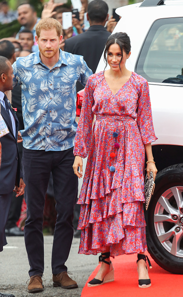 Fiji「The Duke And Duchess Of Sussex Visit Fiji - Day 2」:写真・画像(13)[壁紙.com]