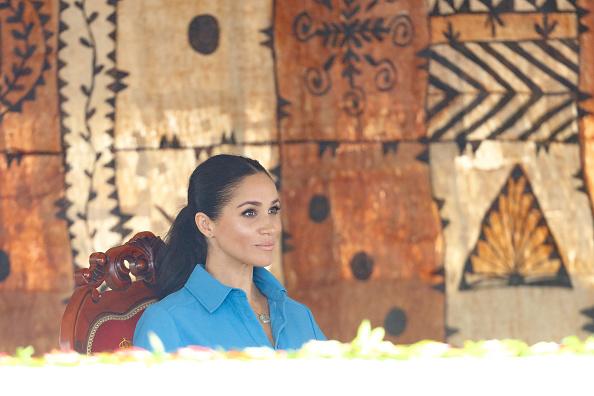 Nuku'alofa「The Duke And Duchess Of Sussex Visit Tonga - Day 2」:写真・画像(10)[壁紙.com]