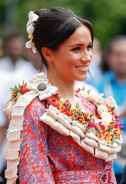 Fiji「The Duke And Duchess Of Sussex Visit Fiji - Day 2」:写真・画像(14)[壁紙.com]