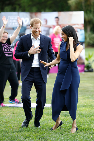 エンタメ総合「The Duke And Duchess Of Sussex Visit Australia - Day 3」:写真・画像(9)[壁紙.com]