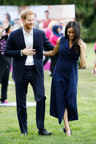 The Duke And Duchess Of Sussex Visit Australia - Day 3:ニュース(壁紙.com)