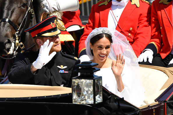 Tiara「Prince Harry Marries Ms. Meghan Markle - Procession」:写真・画像(14)[壁紙.com]