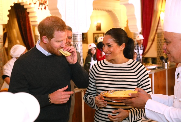 Preparing Food「The Duke And Duchess Of Sussex Visit Morocco」:写真・画像(2)[壁紙.com]