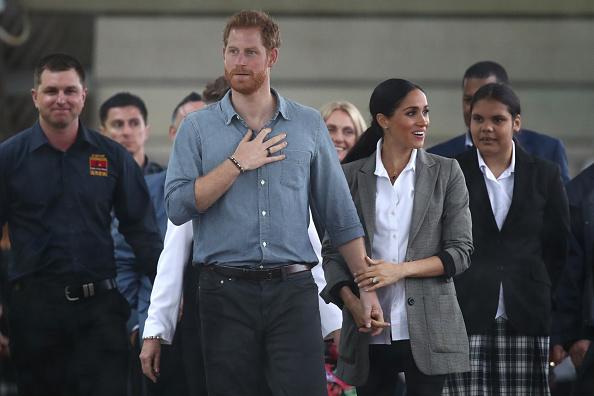 Cameron Spencer「The Duke And Duchess Of Sussex Visit Australia - Day 2」:写真・画像(19)[壁紙.com]