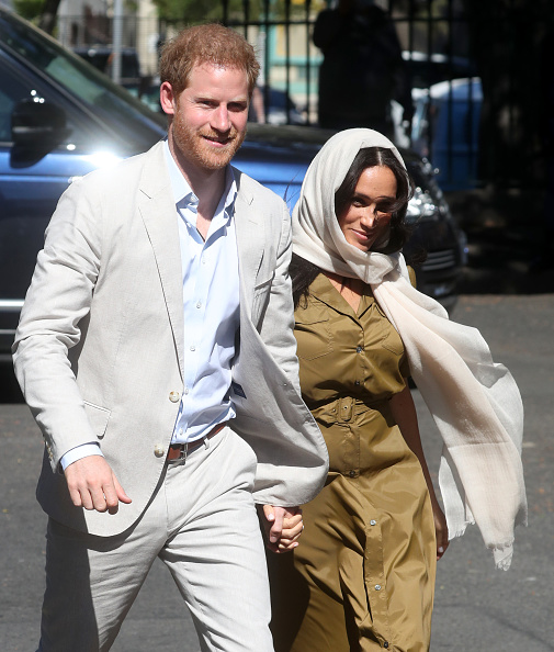 Malay Quarter「The Duke and Duchess Of Sussex Visit South Africa」:写真・画像(19)[壁紙.com]