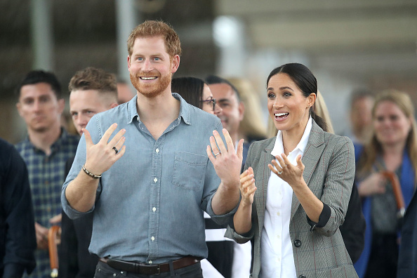 オーストラリア「The Duke And Duchess Of Sussex Visit Australia - Day 2」:写真・画像(3)[壁紙.com]
