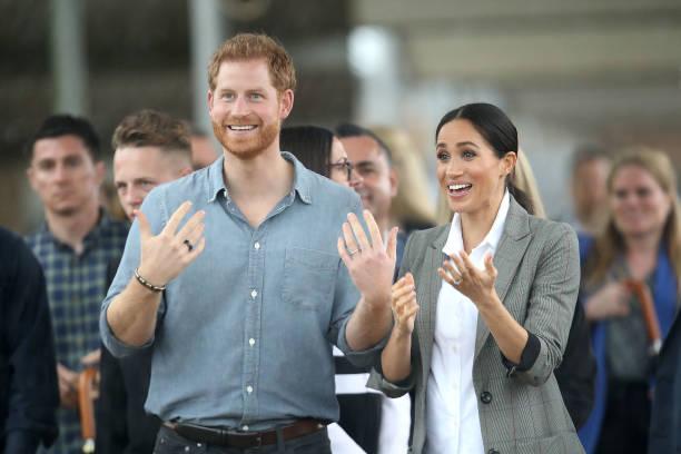 The Duke And Duchess Of Sussex Visit Australia - Day 2:ニュース(壁紙.com)