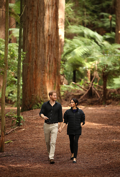 Visit「The Duke And Duchess Of Sussex Visit New Zealand - Day 4」:写真・画像(19)[壁紙.com]