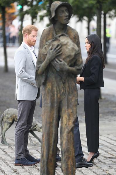 アイルランド リフィー川「The Duke And Duchess Of Sussex Visit Ireland」:写真・画像(8)[壁紙.com]
