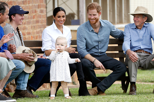 オーストラリア「The Duke And Duchess Of Sussex Visit Australia - Day 2」:写真・画像(4)[壁紙.com]