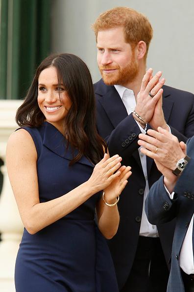Alternative Pose「The Duke And Duchess Of Sussex Visit Australia - Day 3」:写真・画像(6)[壁紙.com]