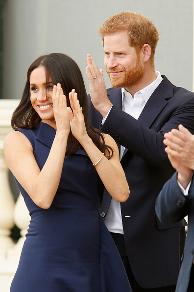 Melbourne - Australia「The Duke And Duchess Of Sussex Visit Australia - Day 3」:写真・画像(5)[壁紙.com]