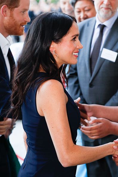 Two People「The Duke And Duchess Of Sussex Visit New Zealand - Day 4」:写真・画像(8)[壁紙.com]