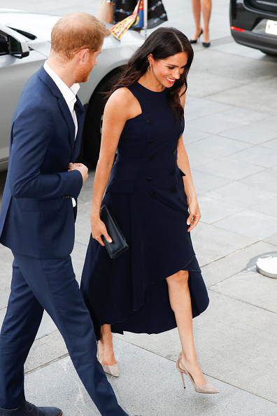 Navy「The Duke And Duchess Of Sussex Visit New Zealand - Day 4」:写真・画像(15)[壁紙.com]