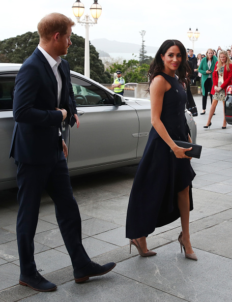 Sussex「The Duke And Duchess Of Sussex Visit New Zealand - Day 3」:写真・画像(11)[壁紙.com]