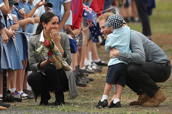 オーストラリア「The Duke And Duchess Of Sussex Visit Australia - Day 2」:写真・画像(10)[壁紙.com]
