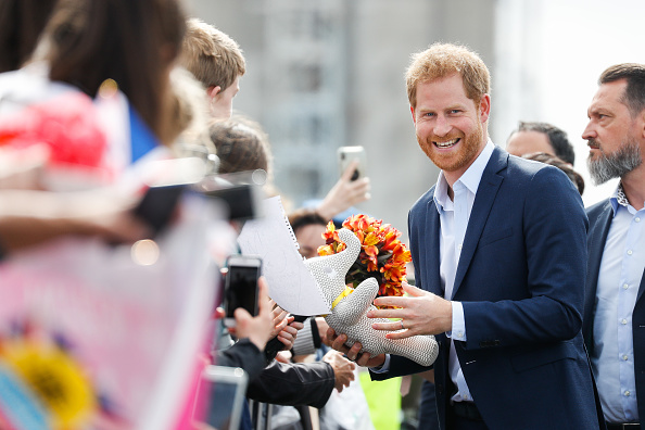 Prince - Royal Person「The Duke And Duchess Of Sussex Visit New Zealand - Day 3」:写真・画像(6)[壁紙.com]