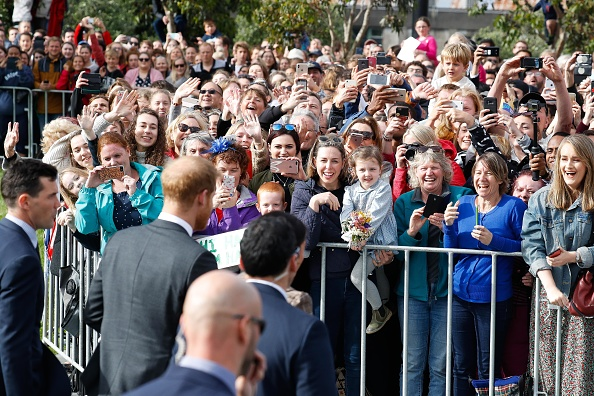 National War Memorial「The Duke And Duchess Of Sussex Visit New Zealand - Day 1」:写真・画像(18)[壁紙.com]