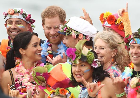 ヒューマンインタレスト「The Duke And Duchess Of Sussex Visit Australia - Day 4」:写真・画像(17)[壁紙.com]