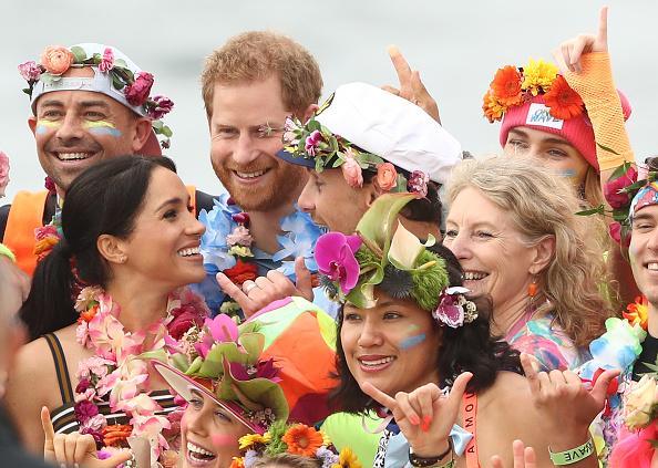 ヒューマンインタレスト「The Duke And Duchess Of Sussex Visit Australia - Day 4」:写真・画像(16)[壁紙.com]