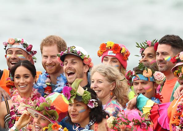 ヒューマンインタレスト「The Duke And Duchess Of Sussex Visit Australia - Day 4」:写真・画像(18)[壁紙.com]