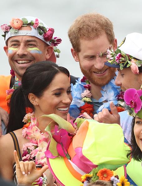 ヒューマンインタレスト「The Duke And Duchess Of Sussex Visit Australia - Day 4」:写真・画像(15)[壁紙.com]