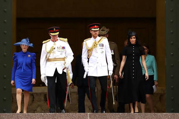 The Duke And Duchess Of Sussex Visit Australia - Day 5:ニュース(壁紙.com)