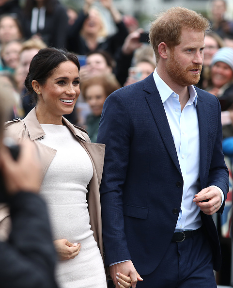 Auckland「The Duke And Duchess Of Sussex Visit New Zealand - Day 3」:写真・画像(15)[壁紙.com]