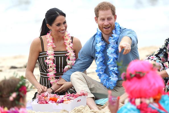 ヒューマンインタレスト「The Duke And Duchess Of Sussex Visit Australia - Day 4」:写真・画像(12)[壁紙.com]
