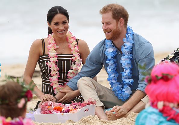 オーストラリア「The Duke And Duchess Of Sussex Visit Australia - Day 4」:写真・画像(11)[壁紙.com]