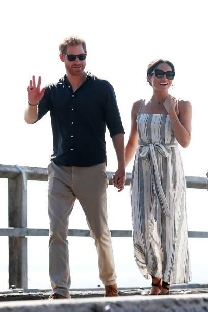 The Duke And Duchess Of Sussex Visit Australia - Day 7:ニュース(壁紙.com)