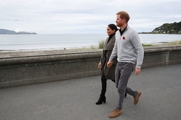 Part of a Series「The Duke And Duchess Of Sussex Visit New Zealand - Day 2」:写真・画像(7)[壁紙.com]