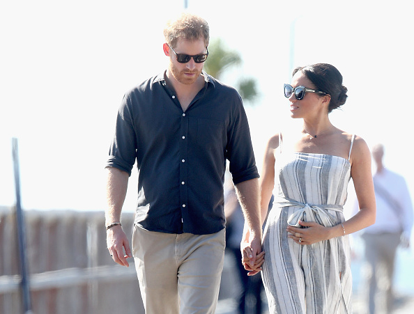 Pregnant「The Duke And Duchess Of Sussex Visit Australia - Day 7」:写真・画像(1)[壁紙.com]