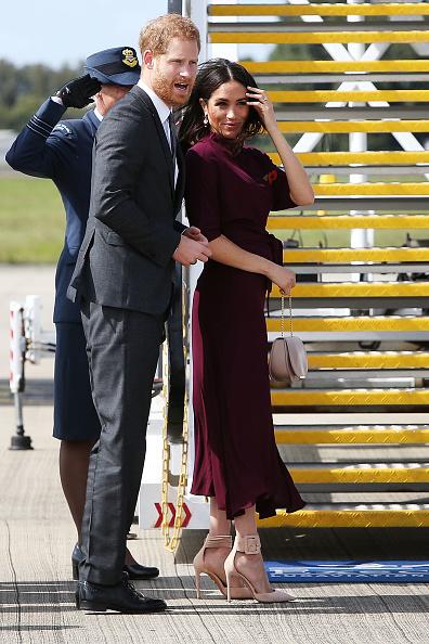 カメラ目線「The Duke And Duchess Of Sussex Visit Australia - Day 10」:写真・画像(2)[壁紙.com]