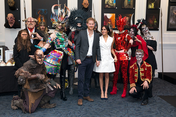 Bestof「The Duke And Duchess Of Sussex Visit New Zealand - Day 2」:写真・画像(16)[壁紙.com]