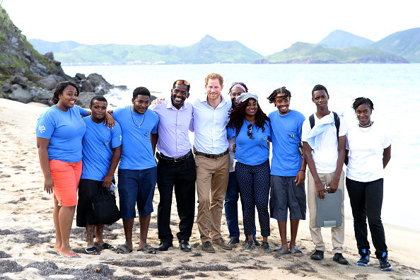Environmental Conservation「Prince Harry Visits The Caribbean - Day 4」:写真・画像(15)[壁紙.com]
