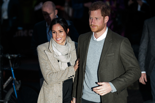 Visit「Prince Harry and Meghan Markle Visit Reprezent」:写真・画像(8)[壁紙.com]