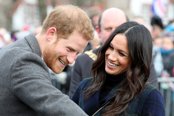 Prince Harry「Prince Harry And Meghan Markle Visit Edinburgh」:写真・画像(18)[壁紙.com]