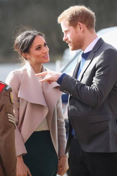 Prince Harry And Meghan Markle Visit Northern Ireland:ニュース(壁紙.com)